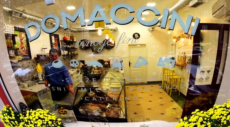 Domaccini // Novi brend za lanac maloprodaje