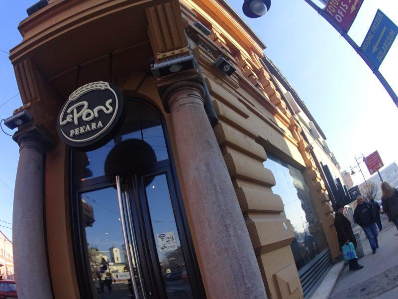 Novi brend Le Pons Coffee & Bakery
