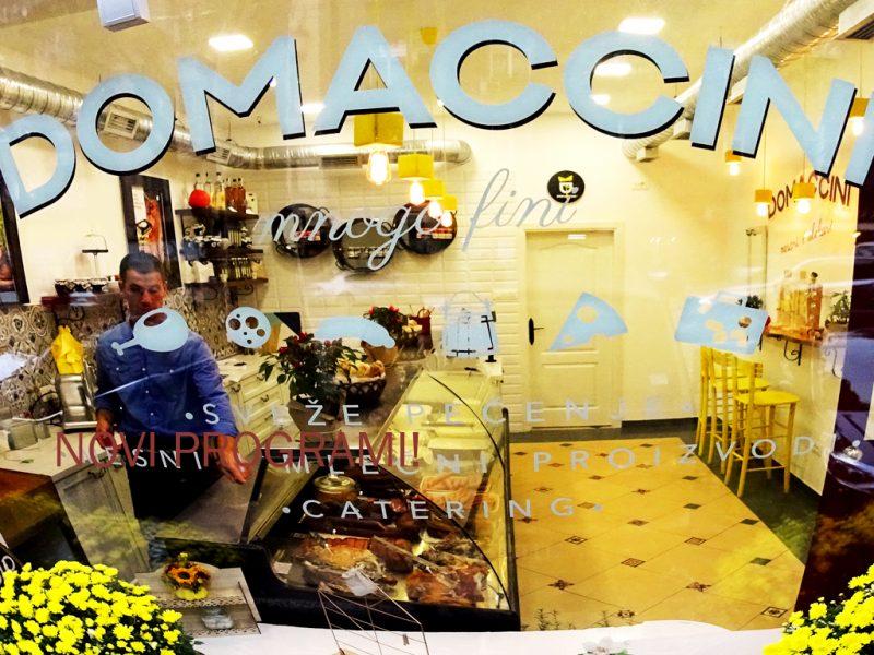 Novi maloprodajni brend Domaccini
