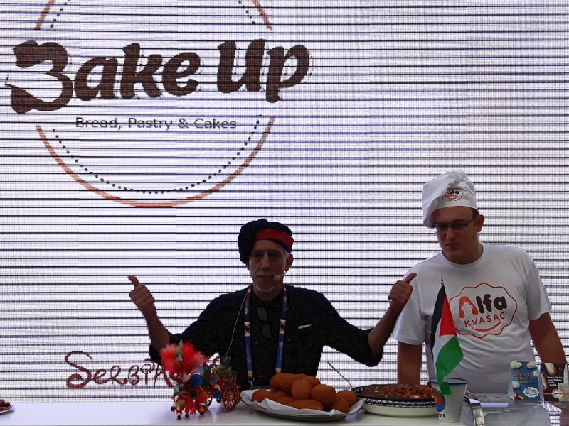 Bake-Up festival / World Expo Milano